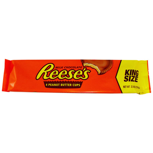Hershey's - Reese's Peanut Butter Cups KING SIZE, 79 g