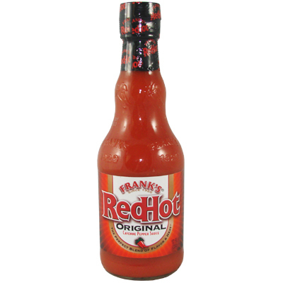 Frank's RedHot Original Cayenne Pepper Sauce, 354 ml