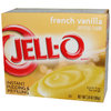 JELL-O Instant Pudding & Pie Filling FRENCH VANILLA, 96 g