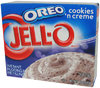 Instant Pudding & Pie Filling OREO cookies 'n creme, 119 g