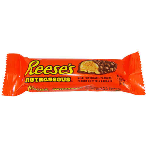 Hershey's - Reese's NutRageous Candy Bar, 47 g