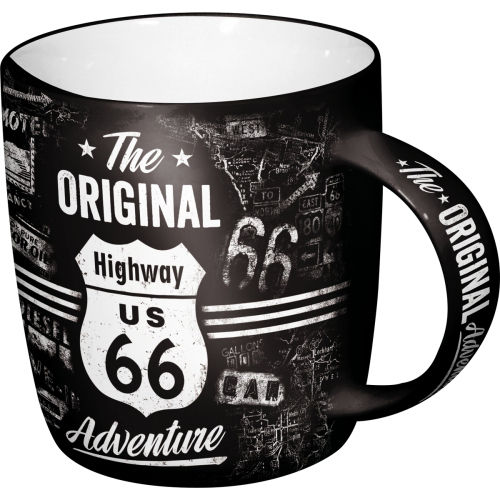 Kaffeebecher - Highway US 66 Original Adventure, II. Wahl