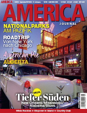 AMERICA Journal - Ausgabe 5/2016 - Sept./Oktober