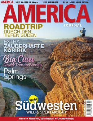 AMERICA Journal - Ausgabe 2/2017 - März/April