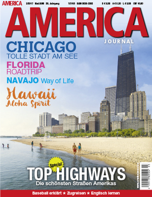 AMERICA Journal - Ausgabe 3/2017 - Mai/Juni
