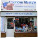 US-Shop in Berlin