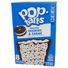Kellogg's® Pop-Tarts® FROSTED Cookies & Creme, 8 Stück, 384 g