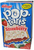 Kellogg's Pop-Tarts FROSTED Strawberry, 8 Stück, 384 g