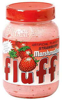 Durkee-Mower Marshmallow Fluff® Strawberry, 213 g