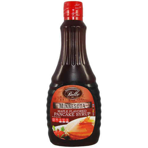 Mississippi Belle® Pancake Syrup, 710 ml, 24 fl oz