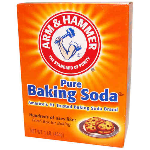 Arm & Hammer - Pure Baking Soda, 454 g, 16 oz.