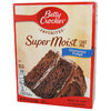 Betty Crocker™ Super Moist CHOCOLATE FUDGE Cake Mix, 432 g