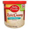 Betty Crocker - CREAM CHEESE Frosting, 453 g