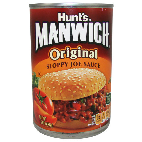Hunt's® Manwich® Original Sloppy Joe Sauce, 425 g