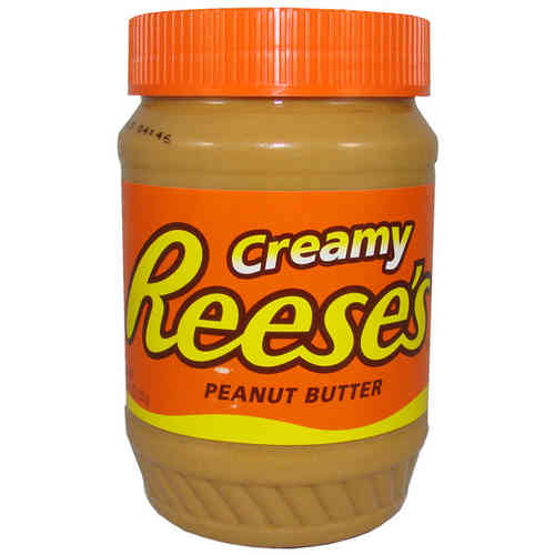 Reese's® Peanut Butter CREAMY, 510 g, 18 oz.