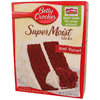 Betty Crocker - Super Moist Cake Mix RED VELVET, 432 g