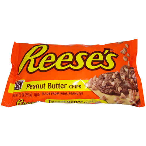 Reese's® PEANUT BUTTER Chips, 283 g, 10 oz.
