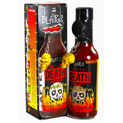 Blair's® AFTER DEATH® Sauce, sehr scharf! 150 ml