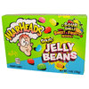 Warheads Sour Jelly Beans, 6 Flavors, 113 g