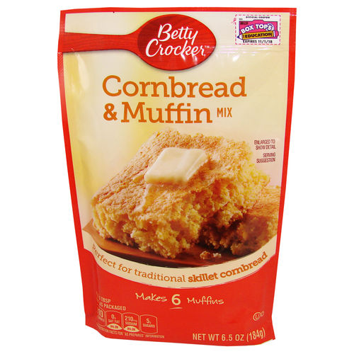 Betty Crocker - Cornbread & Muffin Mix, 184 g