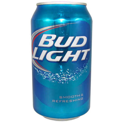 BUD LIGHT® Lager Beer, 355 ml-Dose, 12 fl. oz.
