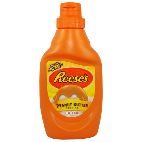 Reese's® Peanut Butter TOPPING, 198 g, 7 oz.