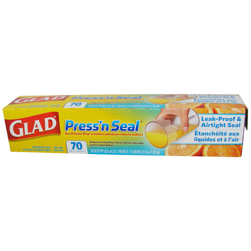 GLAD® Press'n Seal® All-Surface Wrap, 21,6 Meter