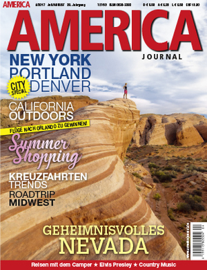 AMERICA Journal - Ausgabe 4/2017 - Juli/August
