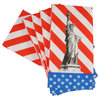 Tissue-Servietten USA - Statue of Liberty, ca. 40 x 40 cm, 20 St.