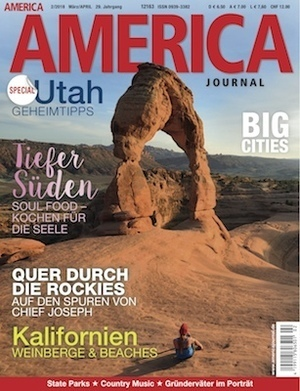 AMERICA Journal - Ausgabe 2/2018 - März/April