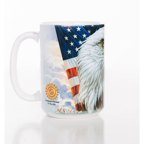 THE MOUNTAIN® Kaffeebecher - Independence Eagle