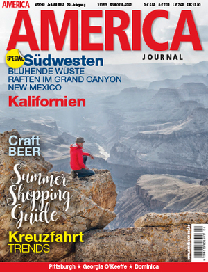 AMERICA Journal - Ausgabe 4/2018 - Juli/August