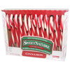 Spangler® SweetNature Candy Canes - CINNAMON, 12 St., 150 g