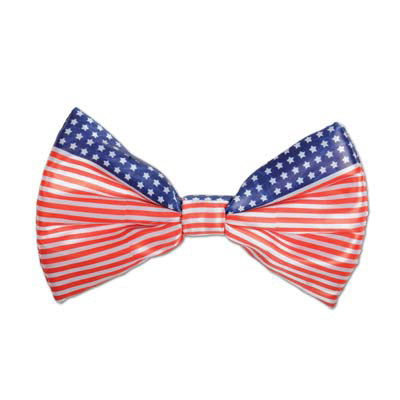 Party-Fliege - USA Stars & Stripes