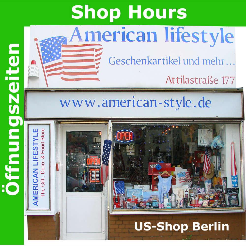 Us Shop Berlin
