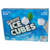 ICE BREAKERS Ice Cubes Peppermint Gum, 12 Cubes, 27,6 g