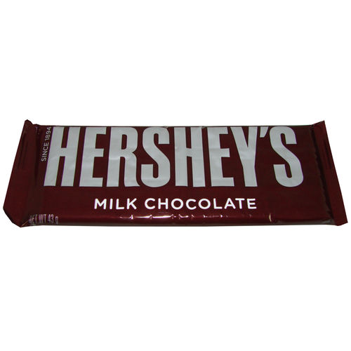 Hershey's - Milk Chocolate Bar, 43 g