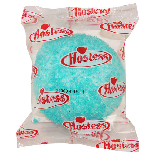 Hostess® SNO BALL® Cov. Chocolate Cake, Petrol, 49,7 g