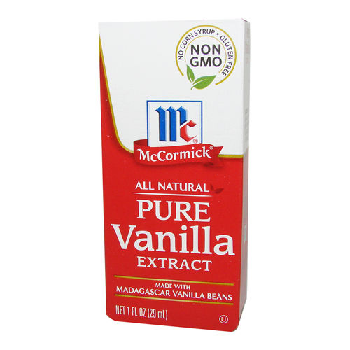 McCormick® Pure Vanilla EXTRACT, 29 ml, 1 fl. oz.