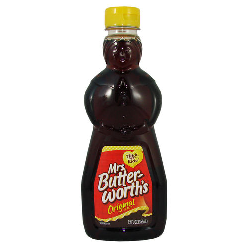 Mrs. Butterworth's® Original Syrup, 355 ml, 12 fl. oz.