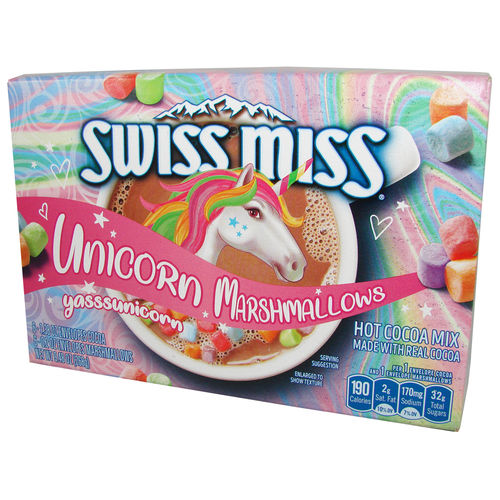Swiss Miss® Unicorn Marshmallows, 268 g, 9,48 oz.