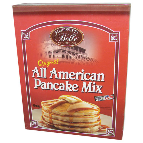 Mississippi Belle® ORIGINAL Pancake Mix, 1000 g
