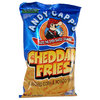 Andy Capp's® Cheddar Fries - Flavored Corn & Potato Snacks, 85 g